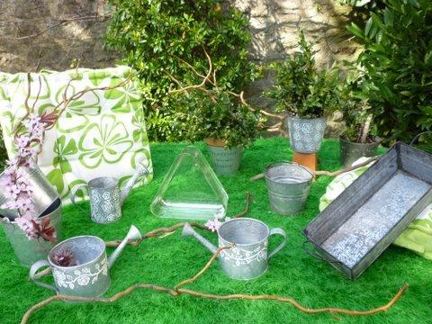 D coration de table d ko cr ation for Jardinage decoration jardin